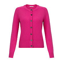 Buy John Lewis Capsule Collection Crew Cardigan Online at johnlewis.com