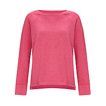 Buy Collection WEEKEND by John Lewis Brush Back Sweatshirt Online at johnlewis.com