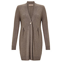 Buy John Lewis Button Tuck Cashmere Cardigan Online at johnlewis.com