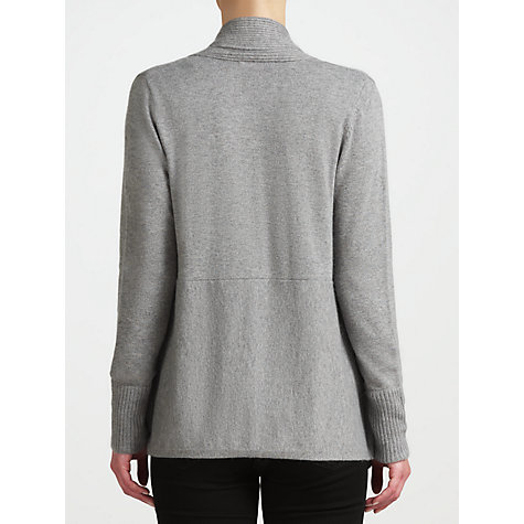 Buy John Lewis Capsule Collection Drape Front Cardigan Online at johnlewis.com