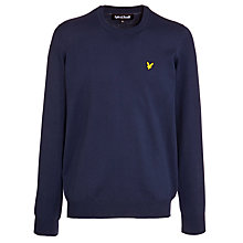 Buy Lyle & Scott Vintage Crew Neck Cotton Jumper Online at johnlewis.com