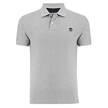 Buy Timberland Organic Cotton Short Sleeve Polo Shirt Online at johnlewis.com