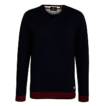 Buy Scotch & Soda Merino Intarsia Jumper Online at johnlewis.com