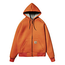 Buy Carhartt Car-Lux Full Zip Front Hoodie Online at johnlewis.com