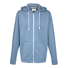 Buy Selected Homme Hank Zip Hoodie Online at johnlewis.com