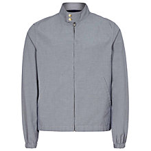 Buy Reiss Genesis Check Cotton Bomber Jacket Online at johnlewis.com