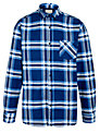 Selected Homme Indigo Check Shirt, Blue