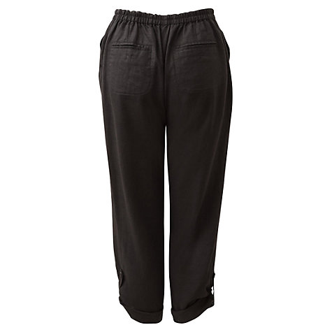 Buy East Roll Hem Trousers Online at johnlewis.com