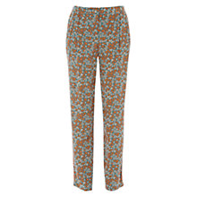 Buy NW3 by Hobbs Constable Trousers, Teal Multi Online at johnlewis.com