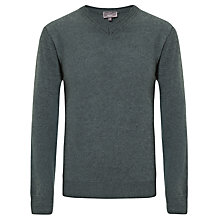 Buy John Lewis Made in Italy Yak Wool V-Neck Jumper Online at johnlewis.com