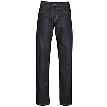 Buy Carhartt Vicious Slim Fit Jeans, Blue Rigid Online at johnlewis.com