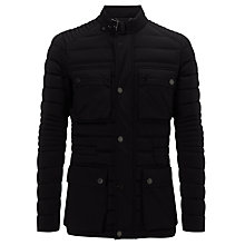 Buy Belstaff Ridgeway Quilted Puffa Jacket Online at johnlewis.com