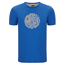Buy Pretty Green Logo Print Short Sleeve T-Shirt Online at johnlewis.com