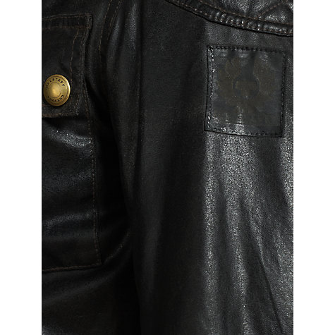 Buy Belstaff Icon Blouson Waxed Jacket Online at johnlewis.com