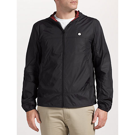 Buy Pretty Green Festival Jacket, Black Online at johnlewis.com