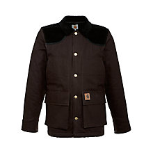 Buy Carhartt Cotton Canvas Shelter Coat Online at johnlewis.com