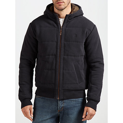 Buy Timberland Quilted Hooded Jacket Online at johnlewis.com