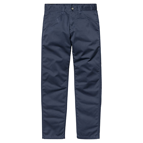 Buy Carhartt Slim Fit Skill Trousers Online at johnlewis.com