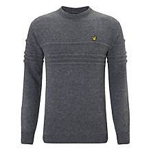 Buy Lyle & Scott Ottoman Lambswool Jumper Online at johnlewis.com