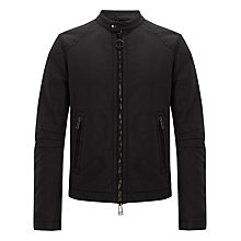 Buy Belstaff Fairfield Biker Jacket Online at johnlewis.com