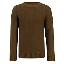 Buy Timberland Organic Cotton & Wool Burl Jumper Online at johnlewis.com