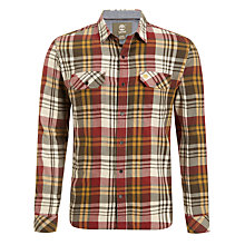Buy Timberland Wool Plaid Shirt Online at johnlewis.com