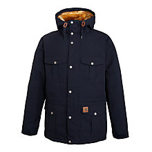 Buy Carhartt Mentor Field Jacket, Navy Online at johnlewis.com