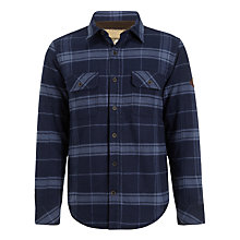 Buy Timberland Riftshaw Shirt Jacket, Blue Online at johnlewis.com