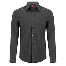 Buy Gloverall Casual Fit Premium Cotton Shirt Online at johnlewis.com