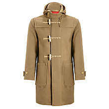 Buy Gloverall Monty Wool Duffel Coat Online at johnlewis.com