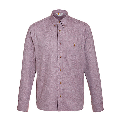 Buy Carhartt Cram Long Sleeve Shirt Online at johnlewis.com
