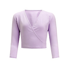 Buy Royal Academy Of Dance Ballet Cross Over Wrap Cardigan Online at johnlewis.com