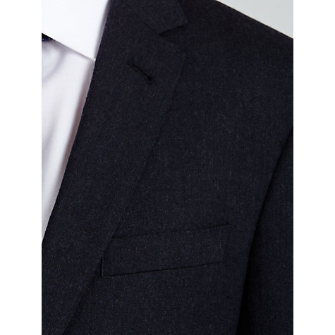 Buy Ben Sherman Tailoring Kings Single-Breasted Notch Lapel Jacket, Navy Online at johnlewis.com