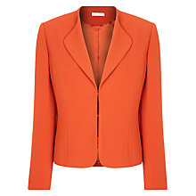 Buy Windsmoor Tailored Jacket, Orange Online at johnlewis.com