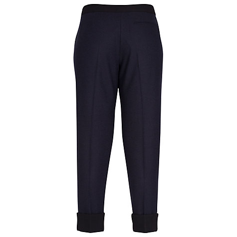 Buy French Connection Pepper Tailored Trousers, Navy/Black Online at johnlewis.com