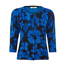 Buy Precis Petite Ikat Floral Print Jumper Online at johnlewis.com