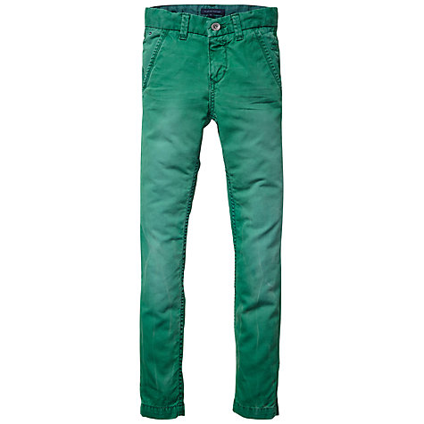 Buy Tommy Hilfiger Boys' Freddie Chino Trousers Online at johnlewis.com