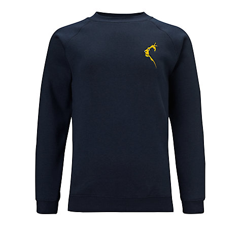 Buy Thomson House School Unisex Sweatshirt, Navy Blue Online at johnlewis.com