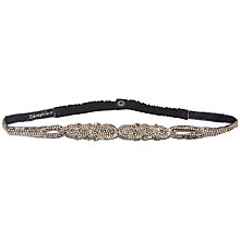 Buy Séraphine Embellished Belt, Silver Online at johnlewis.com