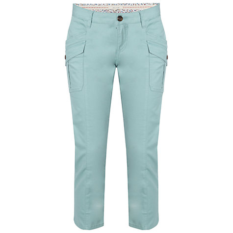 Buy White Stuff Bay Cropped Jeans Online at johnlewis.com