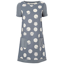 Buy White Stuff Peppermint Tunic Dress, Duck Egg Blue Online at johnlewis.com