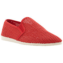 Buy Dune Flamingo Mesh Slip On Shoes Online at johnlewis.com