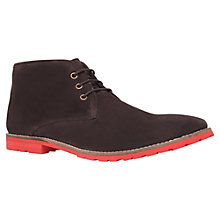 Buy KG by Kurt Keiger Caino Suede Chukka Boots Online at johnlewis.com