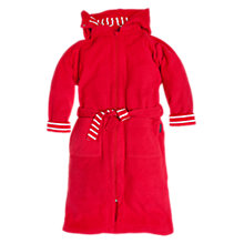 Buy Polarn O. Pyret Zipped Bathrobe Online at johnlewis.com