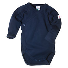 Buy Polarn O. Pyret Wraparound Bodysuit Online at johnlewis.com