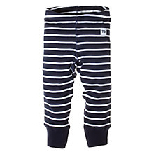 Buy Polarn O. Pyret Striped Baby Leggings Online at johnlewis.com