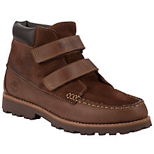 Buy Timberland Earth Keepers Asphalt Trail Moc Toe Boots, Brown Online at johnlewis.com