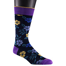 Buy Duchamp Grandi Floral Socks Online at johnlewis.com