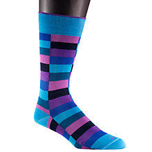 Buy Duchamp Harlequin Patterned Socks Online at johnlewis.com