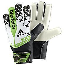 Buy Adidas Junior Predator Goalkeeper Gloves Online at johnlewis.com